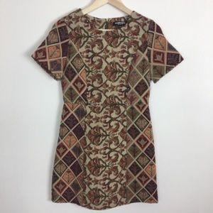 ASOS fashion union tapestry shirt dress